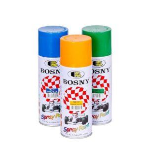 Аэрозоль красный Bosny 6