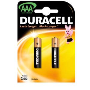 Батарейка DURACELL LR03 (ААА) 1шт.