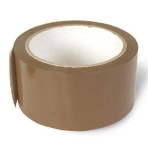 Скотч коричневый 48мм*50м