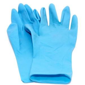 Перчатки резиновые (Ст) 00007186
