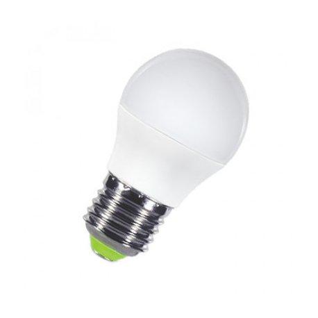 Лампа светодиодная шар 5Вт Е27 4000К