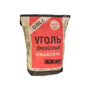 уголь для шашлыка кг