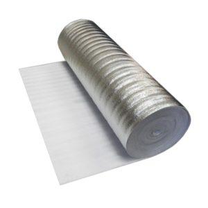 Положка под ламинат с фольгой 3 мм