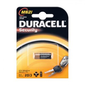 Батарейка дюрассел 21