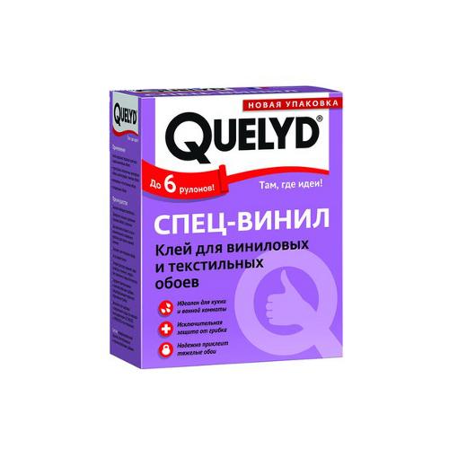Обойный клей винил. QUELYD 300г