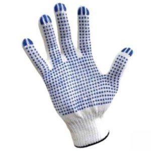 Перчатки ХБ 5-ниточные Люкс