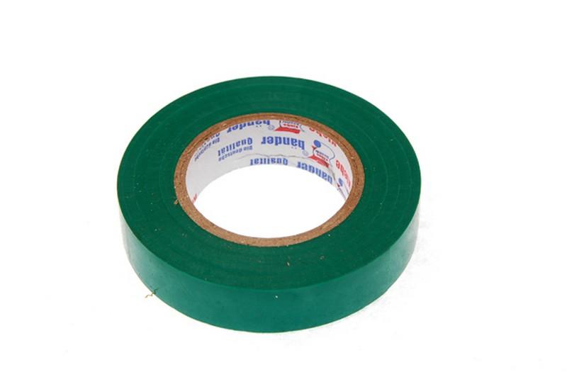 Изолента зеленая 19мм*25м