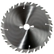 Пильный диск 130мм*40 зубьев с переходными кольцами (у) 37554