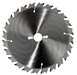 Пильный диск 200мм*60 зубьев с переходными кольцами 37582