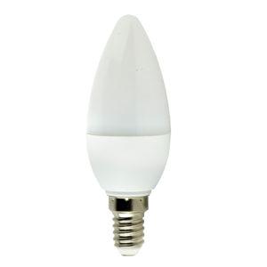 Лампа светодиодная свеча 5Вт Е14  4000К