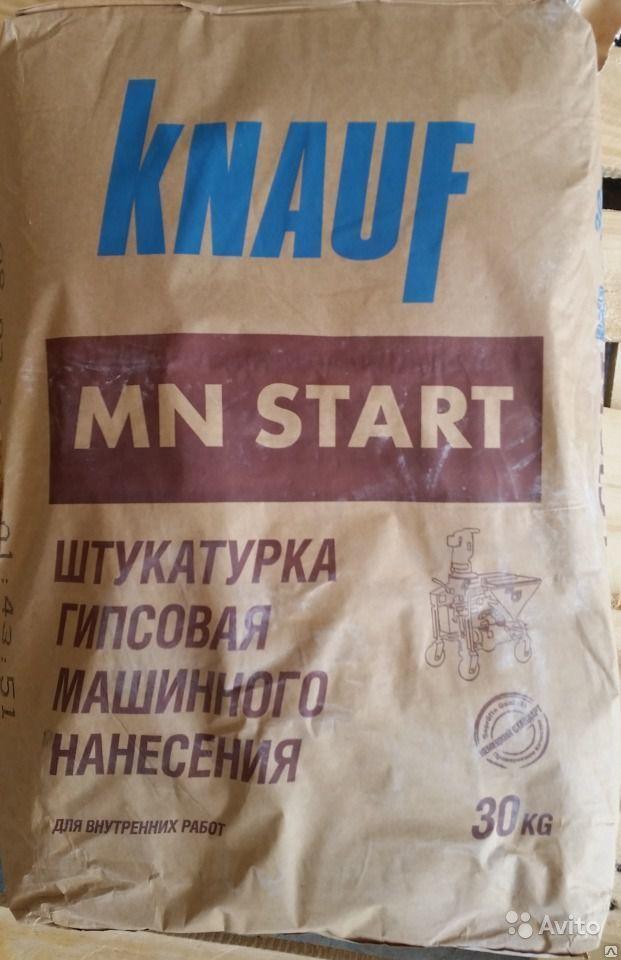 Штукатурка Knauf МН-Старт 30 кг