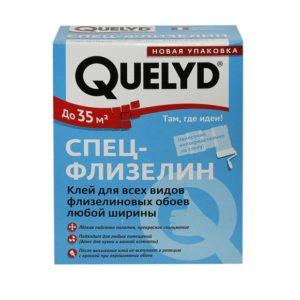 Обойный клей флизелин  QUELYD 300г