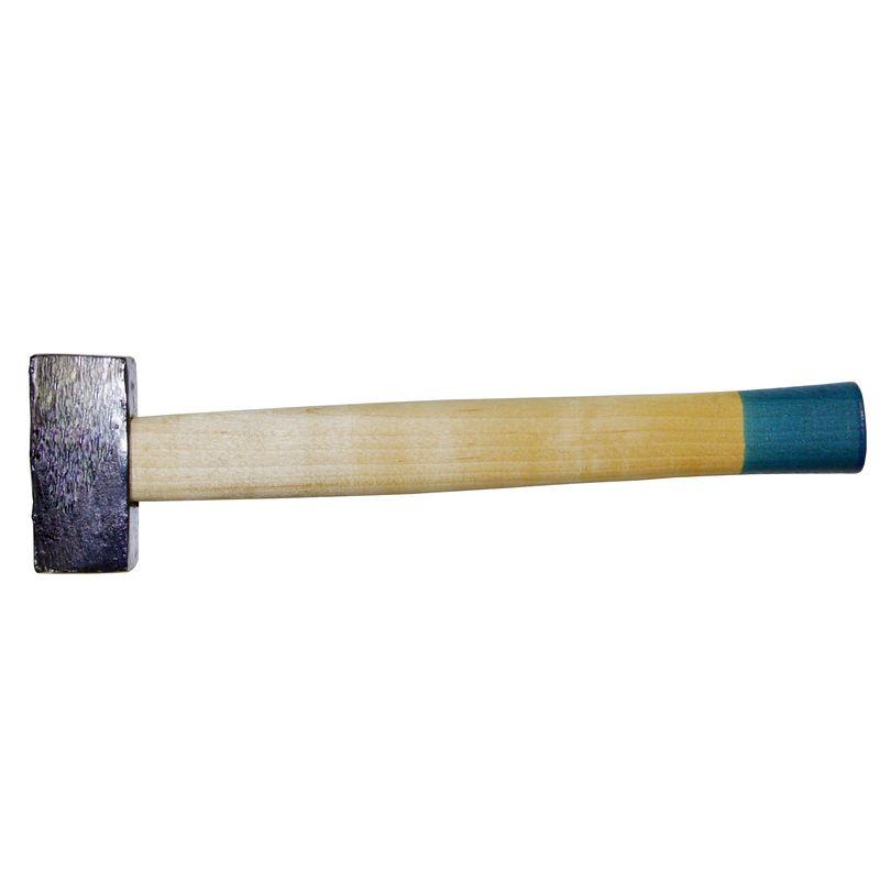 Кувалда 5000 г деревянная ручка