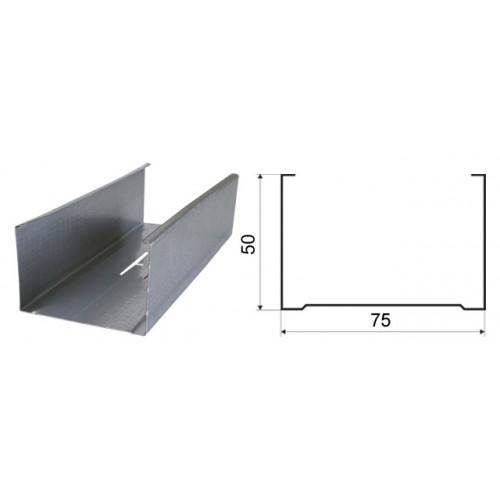Профиль стоечный 75*50ммм