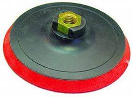 Круг шливовальный для УШМ 125мм с липучкой (у) 39623