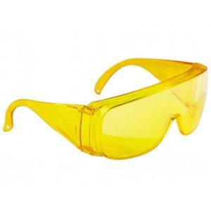 Очки защитные желтые (у) 12220