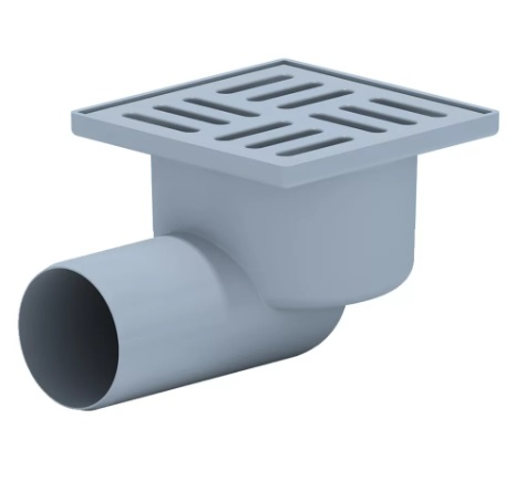 трап канализационный пластик
