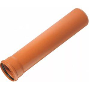 оранжевая труба полметра