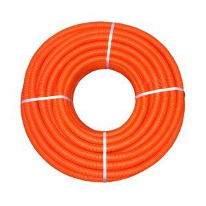 Гофра оранжевая 20 мм (с)